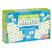 Junior Learning - Sight Word Bingo Learning Educational Game