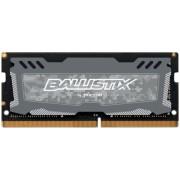 Ballistix Sport LT 16GB DDR4 2400 MT/s SODIMM 260pin grey
