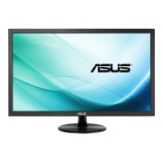 "Asustek ASUS VP247NA - Monitor LED - 23.6"" - 1920 x 1080 Full HD (1080p) - VA - 250 cd/m² - 3000:1 - 5 ms - DVI-D, VGA - preto"