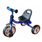 Triciclo Reforzado para Bebe Cromado tipo Apache 3 color