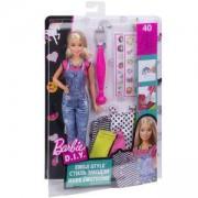 Детски игрален комплект Барби за дизайн с емоджита, Barbie, 1710017