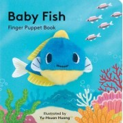 Baby Fish: Finger Puppet Book by Yu-hsuan Huang