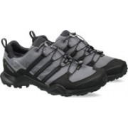 ADIDAS TERREX SWIFT R2 GTX Outdoor Shoes For Men(Grey)