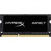 Modul radna memorija za prijenosno računalo HX316LS9IB/4 Kingston IMPACT Black 4 GB 1 x 4 GB DDR3L-RAM 1600 MHz CL9 9-9-33