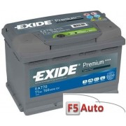 Acumulator EXIDE Premium 77Ah