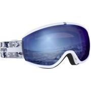 Salomon iVY Masque de ski (Sigma White Glitch)