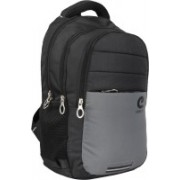 Craftly Heavy Storage Alto With Rain Cover Backpacks in Bags(Black,Gray) For Ltr 30 L Backpack(Black, Grey)