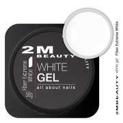 Gel UV 2M Fiber Extreme White