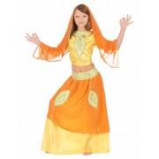 Vegaoo Prinses van Bollywood kostuum voor meisjes 128 (5-7 jaar)