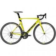 Merida Bicicleta Speed Merida Reato 300 - Aro 700 - Freio V-Brake - Câmbio Shimano - 20 Marchas - Amarelo/Preto