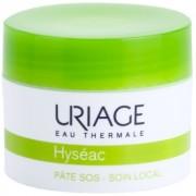 Uriage Hyséac tratamiento localizado de noche para imperfecciones de la piel con acné 15 g