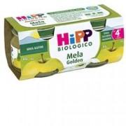 HIPP ITALIA Srl Hipp Bio Omogeneizzato Mela Go 100% 2x80