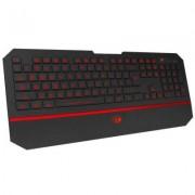 Клавиатура с подсветка redragon karura gaming, k502-bk_vz