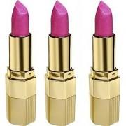 Blue Heaven Combo Of 3 Xpression Lipstick (Set of 3) 12 g(mocha-creme-69)