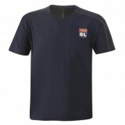 adidas T-Shirt ZNE Bleu Marine Homme - 2XL OL - Foot Lyon