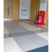 Passatoia in vinile Floortex - per pavimenti - 70x180 cm - R12276EV - 394097 - Floortex