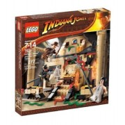 LEGO (Lego) Indiana Jones (Indiana Jones) and the Lost Tomb block Toys (parallel import)
