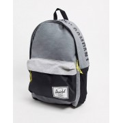 Herschel Supply Co classic x-large backpack in colour block-Grey - male - Grey - Size: No Size