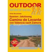 Spanien: Camino de Levante von Valencia nach Zamora [German]