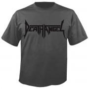 tricou stil metal bărbați Death Angel - Logo GREY - NUCLEAR BLAST - 2674_TS