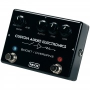 MXR MC402 Boost/Overdrive Custom Audio Electronics