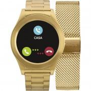 Relógio Smartwatch Technos Connect Unissex SRAE/4P