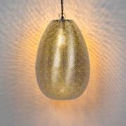QAZQA Taklampa 'Sinbad ' Retro stål - Passande för LED / Inomhus