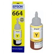 Original Epson Yellow Ink Single