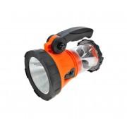 LED lanterna reincarcabila cu felinar 15xLED/3W/230V/12V/6V