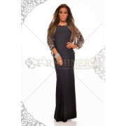 Rochie MissQ Lady Election Black