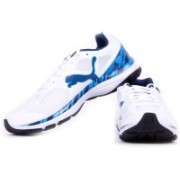 Puma Mobium Unify Running Shoes, Training & Gym Shoes For Men(White, Blue)