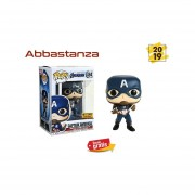 Capitan america hot topic funko pop pelicula end game avengers
