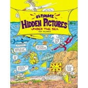 Ultimate Hidden Pictures Under the Sea, Paperback/Tony Tallarico