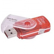 NEW All in One Quantum QHM-5085 Multi Memory Card Reader USB 2.0
