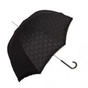 Clayre & Eef W4PLU0003Z Esernyő 93x90cm,fekete csipkés