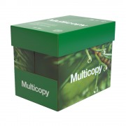 Hartie copiator A4 80 g/mp, MultiCopy 500 coli/top, 5 topuri/cutie Hartie copiator A4 80 g/mp, MultiCopy 500 coli/top 5 top/cutie