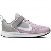 Nike Sneakers Downshifter 9 Psv Rosa Grigio Bambino EUR 29.5 / US 12C