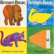 Brown Bear, Brown Bear, What Do You See? Slide and Find, Hardcover