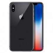 Apple iPhone X 256GB (Libre) - Gris Espacial