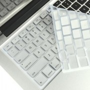 Futaba Silicone Waterproof Keyboard Cover For Mac - Silver