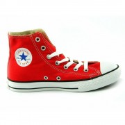 Converse Chuck Taylor All Star Core High Rosso Donna EUR 40 / US 7
