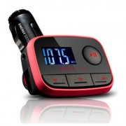 Energy Sistem MP3 Car f2 Racing Red