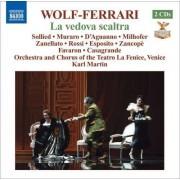 E. Wolf-Ferrari - La Vedova Scaltra (0730099022576) (2 CD)