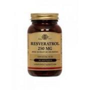 Solgar Resveratrol 250 mg 30 Cápsulas - Frasco 30 cápsulas