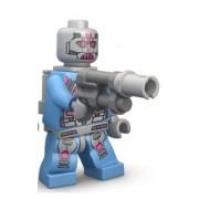 LEGO TMNT - THE KRAANG in EXO-SUIT Minifigure - Teenage Mutant Ninja Turtles