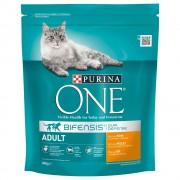 Purina ONE Bifensis Adulto pollo y cereales integrales - 800 g