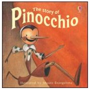 The story of Pinocchio ISBN:9781409535683