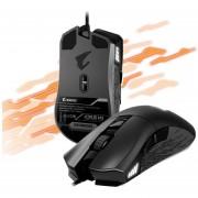 Mouse AORUS Óptico USB AORUS M3 6,400 DPI Gamer Negro