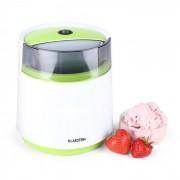 Klarstein Bacio Azzuro,fagylalt gyártó gép,0,8 l,zöld-fehér (TK34-BACIO-VERDE)