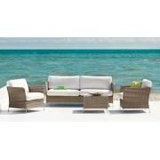 Sika Design Orion loungegrupp - 4-delsset, exklusive dynor